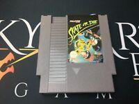 Skate or Die - Nintendo Entertainment System (NES) TESTED UKV PAL