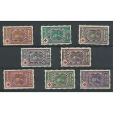 Curacao LP45-52 Rode Kruis MNH/postfris CV 24 €