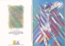 Document Philatélique Timbre 1er Jour : 31/05/ 1997 - Coupe Monde Football 98