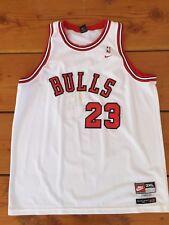 Worn🔥 Nike NBA Michael Air Jordan Chicago Bulls 1984 8403 Flight JERSEY XXXL 3X