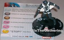 BLACK BOLT #001 Guardians of the Galaxy Marvel HeroClix Inhumans Fast Forces FF