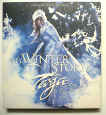 TARJA - My winter storm - CD + DVD > deluxe edition > digipak > Nightwish