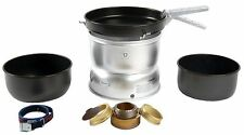 Trangia 25-5 UL - 3-4 Person Stove & Non Stick Cook Set - D of E Recommended Kit