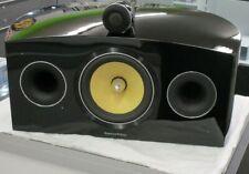 B&W HTM4 Diamond Center Channel Speaker