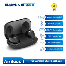 Blackview AirBuds1 TWS Earbuds Bluetooth 5.0 Noise Reduction With Mic AI Control