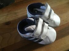 BABY ADIDAS TRAINERS SIZE INFANTS 1K
