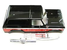 NEW TRAXXAS TRX-4 Body  Painted BRONCO RANGER with Chrome Bumpers RV3R