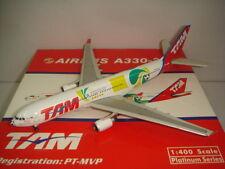 "Phoenix 400 Tam Brazil A330-200 ""Brazilian Soccer Team"" 1:400"