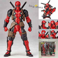 X-Men Deadpool Action Figure Toy Character Model Superhero PVC Collect Decorate