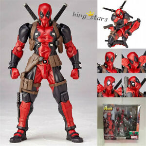 Disney MarvelX-Men Deadpool 2 Actionfigur PVC Kollektion Figurenspielzeug Modell