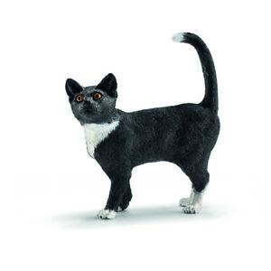 Schleich Farm World - Cat Standing - 13770 - Authentic - New