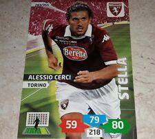 CARD ADRENALYN 2013/14 CALCIATORI PANINI TORINO CERCI CALCIO FOOTBALL