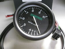 ESCORT MK1,MK2,RACETECH 80mm ,10000rpm TACHOMETER, REV COUNTER, RALLY,GRP4