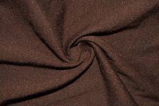 Brown Jersey Knit #14 Rayon Spandex Lycra Stretch Apparel Fabric BTY