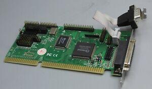 Winbond MP787V Hard Disk Floppy ISA Serial & Parallel Controller Card