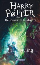 HARRY POTTER 7. HARRY POTTER Y LAS RELIQUIAS DE LA MUERTE (NUEVA EDICION, TAPA B