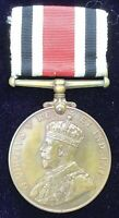 GREAT BRITAIN, WW1, GEORGE V, CONSTABULARY MEDAL, NAMED: W/  MOUNTED RIBBON