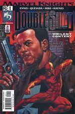 2002 MARVEL KNIGHTS DOUBLE-SHOT #1 ( GARTH ENNIS ) MARVEL COMICS VF