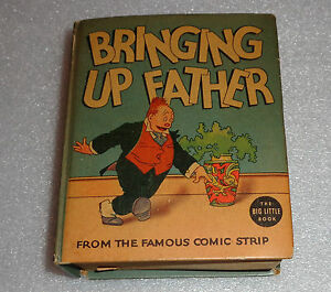 Bringing Up Father Big Little Book 1936