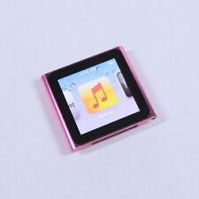 Apple iPod Nano 8GB 6th Gen Generation Pink MP3 WARRANTY