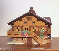 Dept 56 Alpine Village Kamm Haus #56171 NIB (Y474)