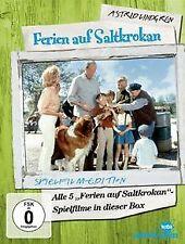 Ferien auf Saltkrokan - Teil 1-5 [5 DVDs] von Olle Hellbom | DVD | Zustand gut