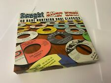 Sought After Soul - 40 Rare Northern Soul Classics - 4 CD Set - Various - NRMINT
