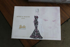 2004  BARBIE CATALOGUE BOOK   MATTEL FRANCE