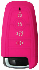Ford Keyless Entry Rubber Key Fob Remote Cover Mustang F 150 Explorer 2020 2021