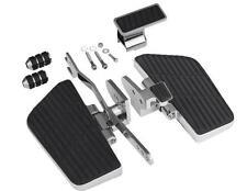 Show Chrome - 52-834 - Driver Floorboard Kit 41-8751 1621-0667