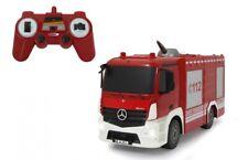 RC Feuerwehr Auto LKW mit Spritzfunktion - Mercedes - 29cm groß <<TOP>> 404970