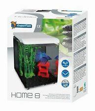 SuperFish Home 8 Aquarium White 8L - 545250