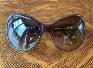 Missoni High Glam Large Sunglasses Tortoise Brown