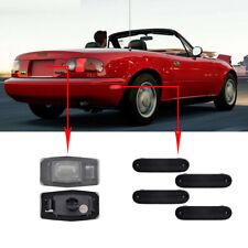 Mazda Miata Mx-5 99-05 Led Side Marker Lights Rear License Plate Light No Error