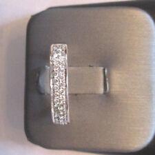 14K Gold Diamond Wedding Band Dia=1.00 Carat F-SI1 5 MM Wide  Size 9.50