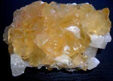 Fluorine / Fluorite / Fluorit Villabona Asturia Spain/ Espagne Beautiful