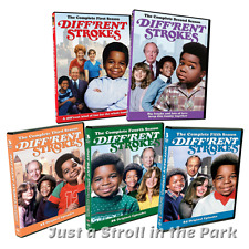 Diff'rent Different Strokes: TV Series Complete Seasons 1 2 3 4 5 Box/DVD Set(s)