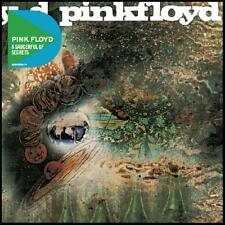 PINK FLOYD - SAUCERFUL OF SECRETS D/Rem DISCOVERY CD ~ DAVID GILMOUR 60's *NEW*