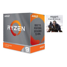 AMD Ryzen 9 3900XT Desbloqueado Procesador de escritorio sin Cooler + Assassin S Creed