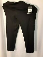 Champion 9 Women's Stretch Exercise Active Wear Pants Size Small Ebony