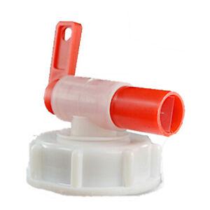 Drum Tap - Aeroflow Dispenser for Plastic Drums - 61mm Thread