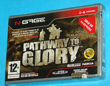 Pathway to Glory - Nokia N-Gage NGage - PAL New Nuovo Sealed