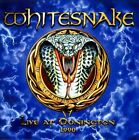 Live At Donington 1990 WHITESNAKE 2 CD SET ( FREE SHIPPING)