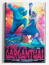 War of the Gargantuas FRIDGE MAGNET (2 x 3 inches) movie poster