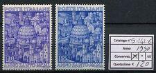 1950 Anno Santo - 2 valori NUOVI MNH Repubblica S141