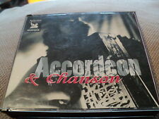 "RARE! COFFRET 5 CD ""ACCORDEON & CHANSON - SELECTION DU READER'S DIGEST"" 120 titr"