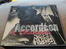 "RARE! COFFRET 5 CD ""ACCORDEON & CHANSON - SELECTION DU READER'S DIGEST"" 120 titr"