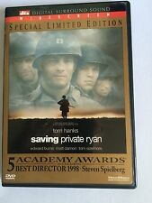 Saving Private Ryan (Dvd, Special Limited Edition, Surround sound) Tom Hanks.