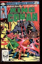 KING CONAN #12 NEAR MINT 1982 MARVEL COMICS bin-2017-3827