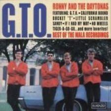 Ronny & the Daytonas : G.T.O. - Best Of The Mala Recordings CD Amazing Value